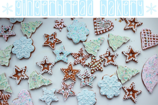 My gingerbread cookies: photos and recipes